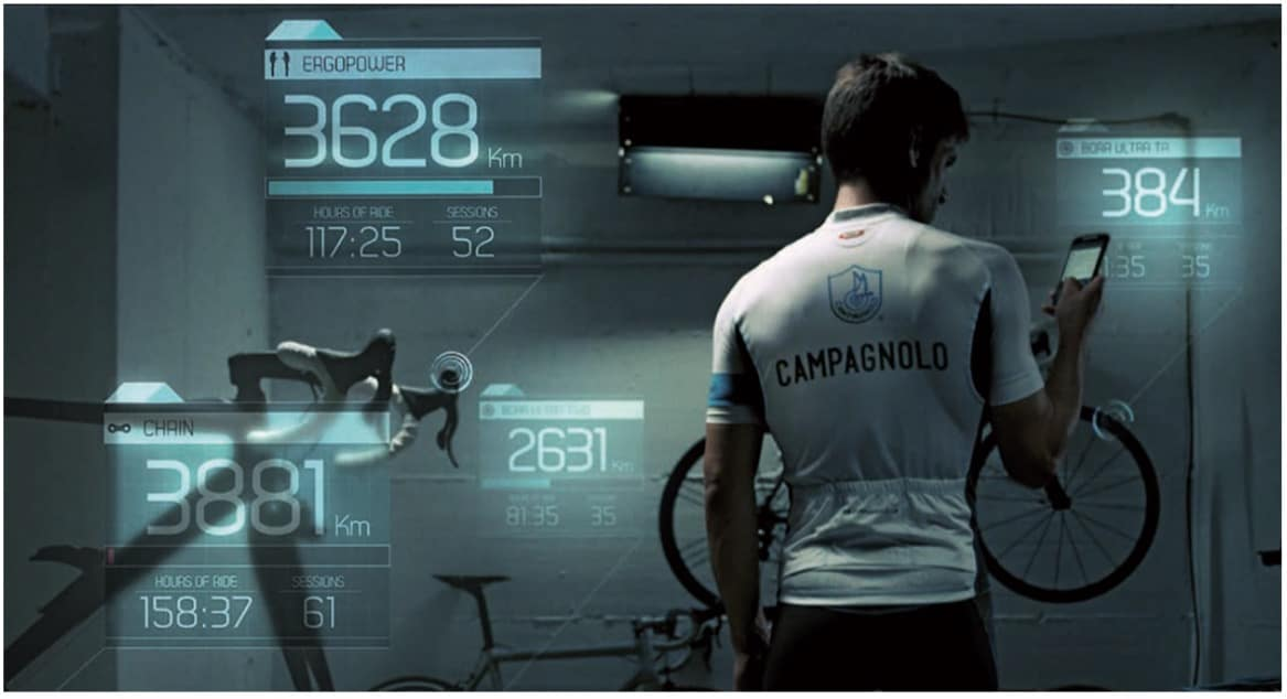 Campagnolo Mycampy App: Your bike world in one hand!