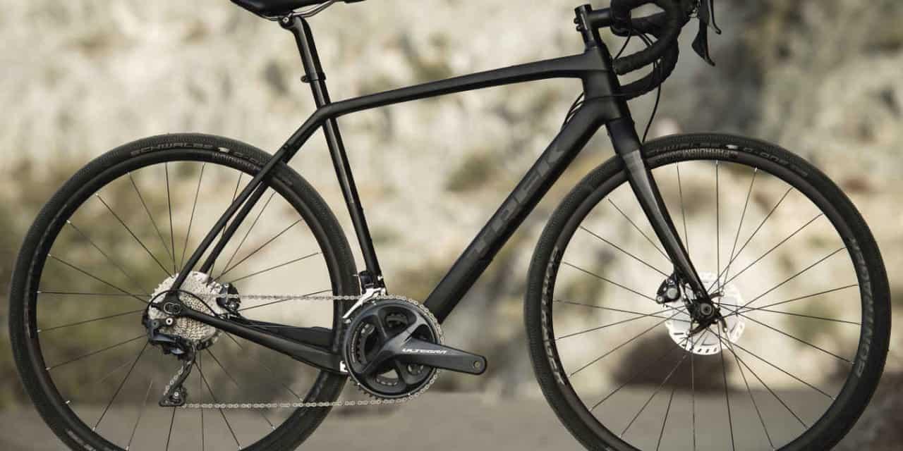 Something new from TREK – they redesigned the Gravel Bike