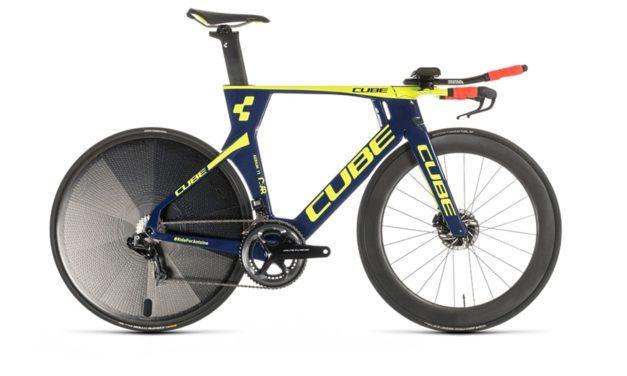 2019 Cube Aerium TT C:68 Time Trial Bike